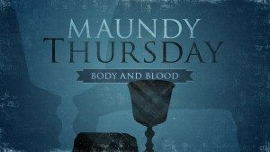 web maundy thursday