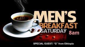 Oct mens breakfast