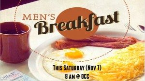 november men's breakfast