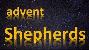 advent shepherds title slide