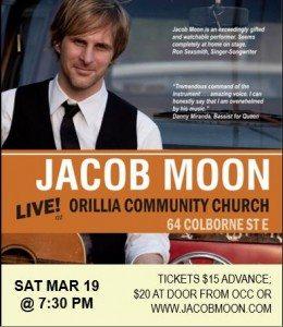 jacob moon concert