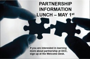 partnership lunch