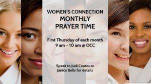 women prayer